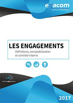 Les engagements : définitions, comptabilisation et contrôle interne
