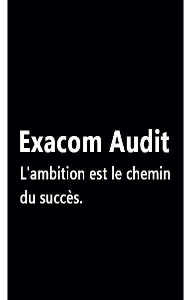 Exacom Audit